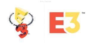 El famoso evento de videojuegos E3 finalmente tendrá un nuevo logo en 2018