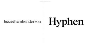 Pentagram ha desarrollado la nueva identidad de Hyphen