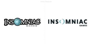 Nuevo isologo para el desarrollador de videojuegos Insomniac