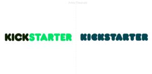 Kickstarter: el famoso sitio de crowdfunding presenta un logotipo más gordo