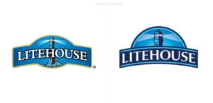 La línea de productos de aderezos Litehouse ha lanzado un nuevo diseño