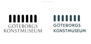 Nueva identidad para El Museo de Arte de Gotemburgo por Brandwork