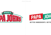 Pizza Papa Johns.
