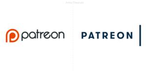 Nuevo logo para la plataforma Patreon