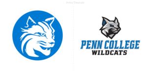 La universidad de Penn presenta el nuevo logo de Wildcat Athletics