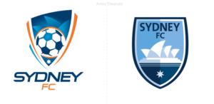 El nuevo escudo del Sídney FC lleva incluido la Opera House