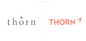 Wolff Olins crea la identidad para la ONG contra el abuso infantil Thorn