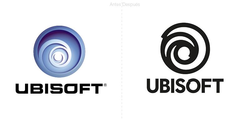 El Desarrollador De Videojuegos Ubisoft Revela Su Nuevo Logo