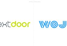 Wojo identidad de empresa dedicada a los espacios de trabajo por W