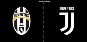 El famoso equipo de fútbol italiano Juventus FC sorprende con un nuevo logo