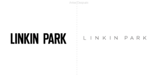 El nuevo logo de la banda Linkin Park para su album One More Light en 2017