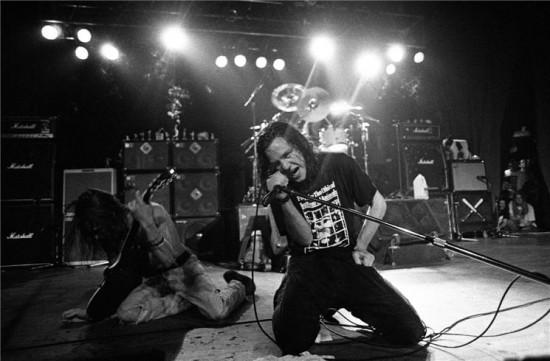 Pearl Jam 1993