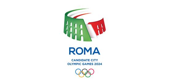 Roma Posible Sede Logo Para Juegos Olimpicos 2024
