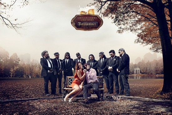 rothammer-motociclistas