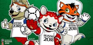 La mascota del mundial de Rusia 2018 será un tigre, lobo gris o un gatito