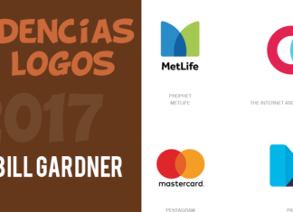 Tendencias de logos 2017