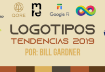 tendencias 2019 de logotipos por bill gardner
