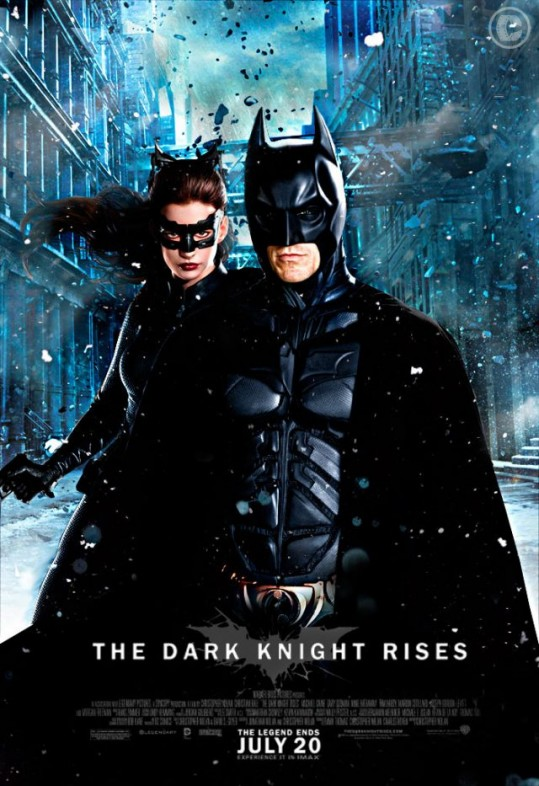 poster dark knight rise
