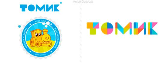 Tomik: rebranding juguetes de madera | El poder de las ideas