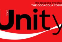 tipografia Coca Cola