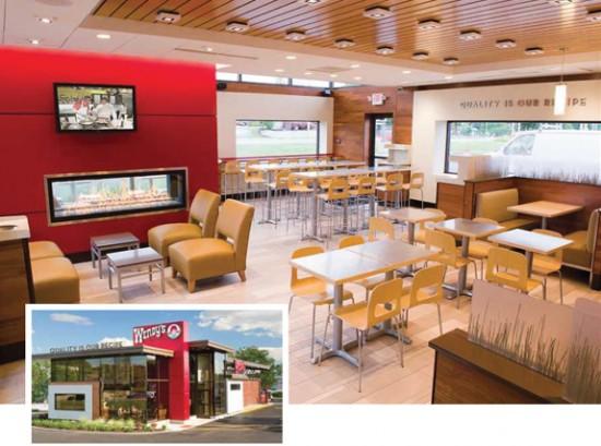 Wendy\'s la pelirroja más famosa de la comida rápida se actualiza
