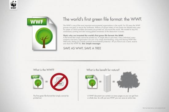 salvar con wwf